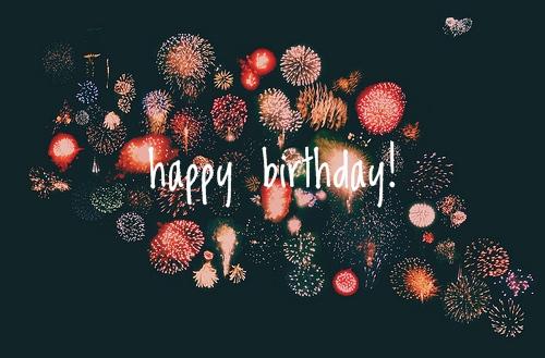 Resultado de imagem para happy birthday tumblr