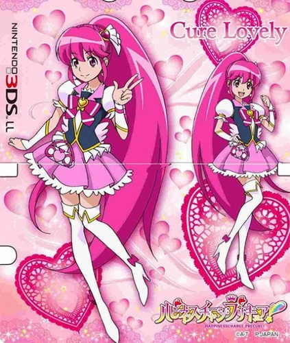pretty cure achtergrond titled Hapiness Charge Precure