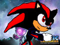 shadow the hedgehog - sonic-x fan art