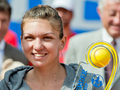 simona halep - tennis photo