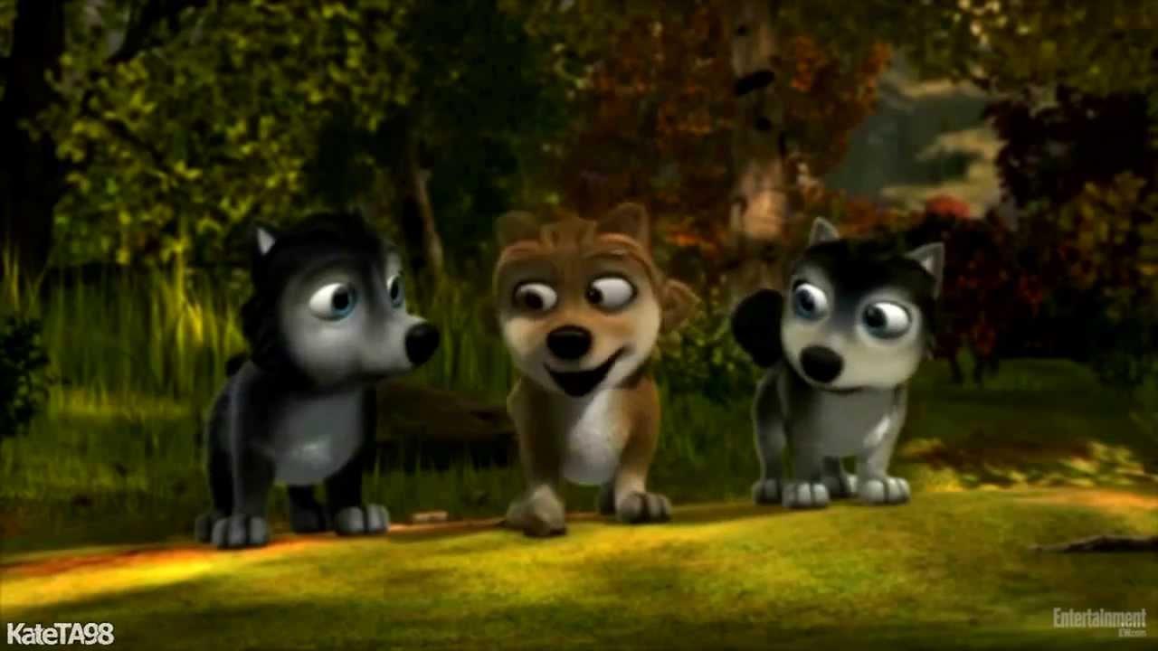the three pups