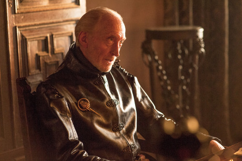 House Lannister wallpaper probably with an outerwear entitled tywin lannister