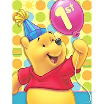 Winnie The Pooh Wallpaper Possibly Containing Anime Called Winniethepoohbirthday