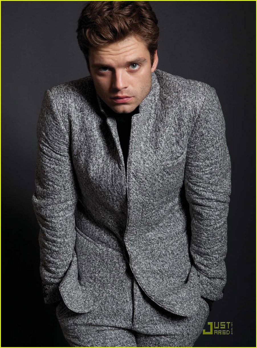 Sebastian Stan images 'August Man' Photo Shoot HD ...