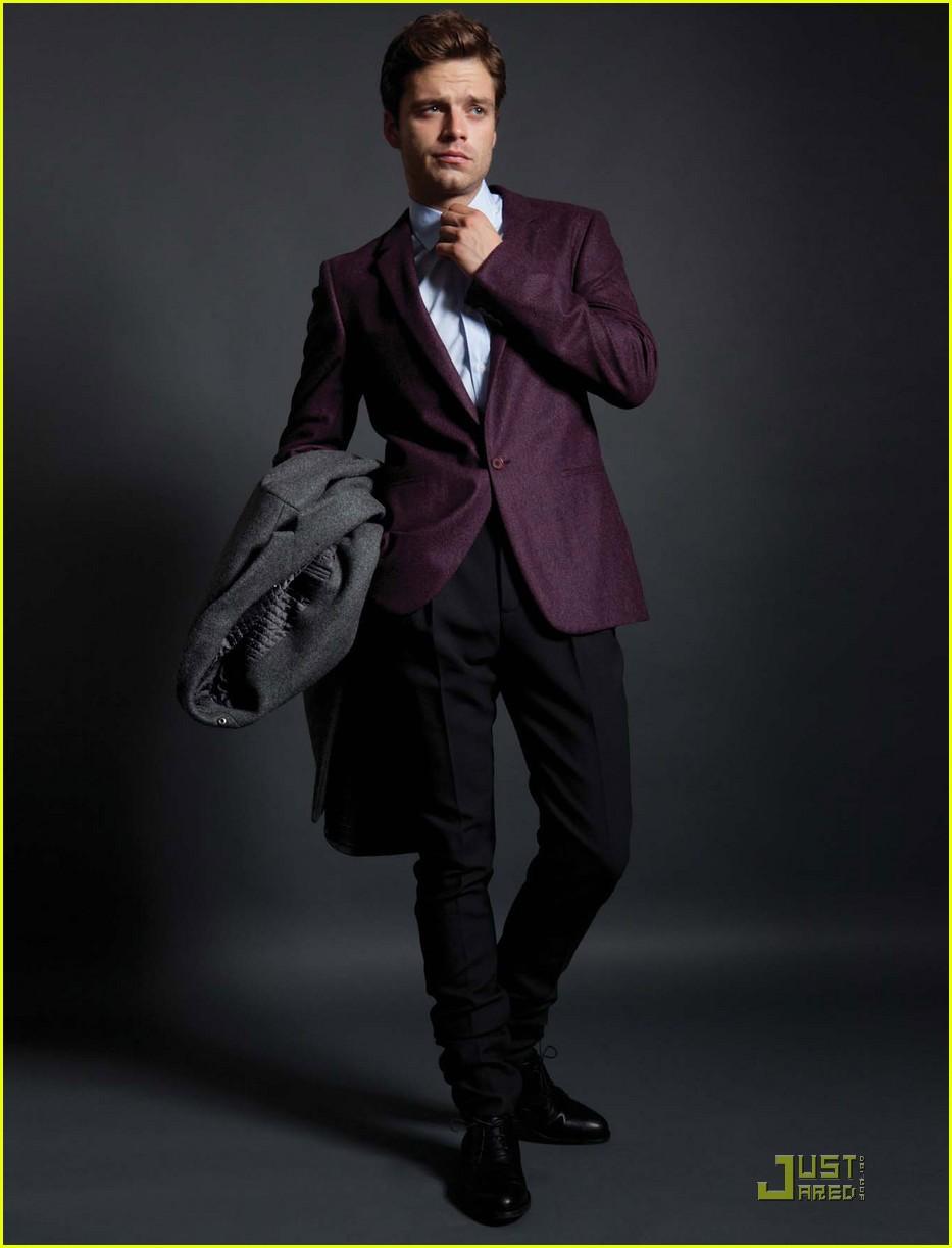 'August Man' Photo Shoot - Sebastian Stan Photo (36977155 ...