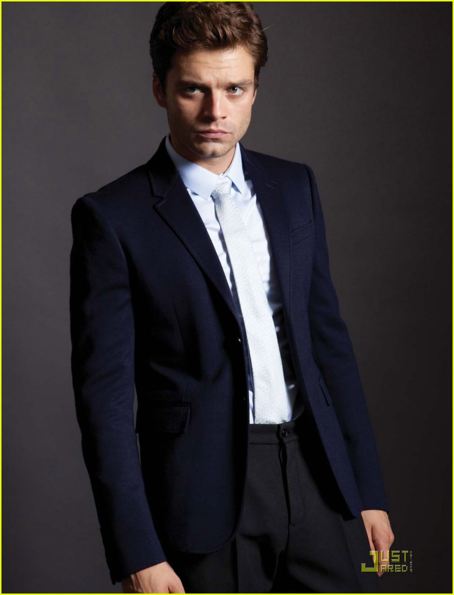 'August Man' Photo Shoot - Sebastian Stan Photo (36977177 ...
