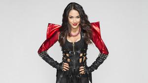 Bella Twins as Legion of Doom (Brie)