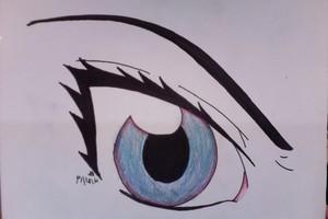 """""""Eyes burning with spite"""""""