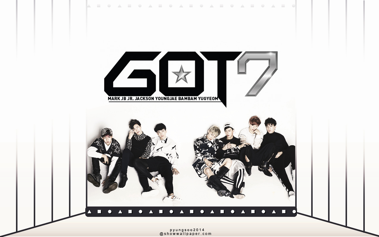 Got7 Images Got7 Hd Wallpaper And Background Photos 36919328