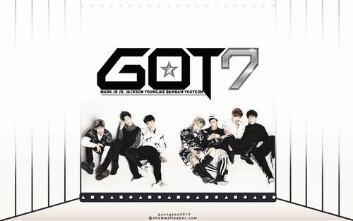 GOT7 দেওয়ালপত্র titled GOT7