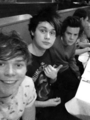 Harry, Mikey and Ash           - harry-styles photo