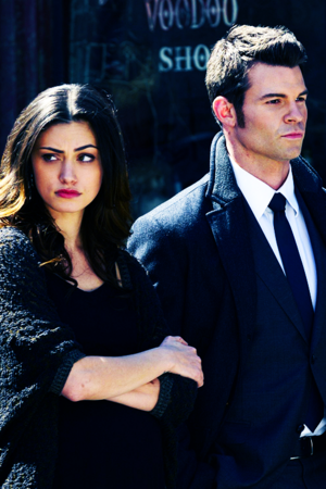 "Hayley and Elijah → Episode still 1x20 ""A Closer Walk With Thee"""