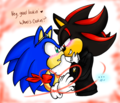 :.: Hey Good LookiNn Whatsz CookiNn ~ ♡ :.: - sonadow photo