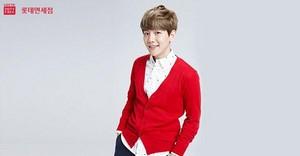 Lotte Duty Free - Baekhyun