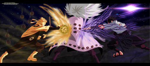 Madara Uchiha wolpeyper entitled *Naruto Sasuke v/s Madara*