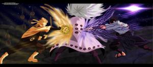*Naruto Sasuke v/s Madara*