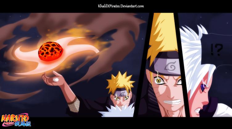 *Naruto v/s Madara*