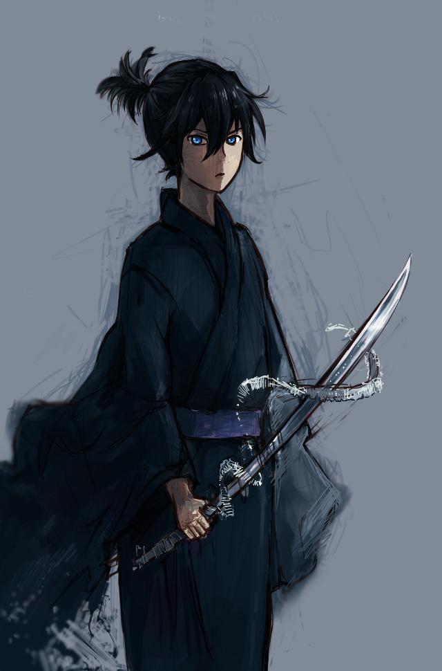 Noragami yato god of calamity
