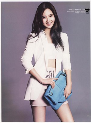 [SCAN] Yuri - InStyle May Issue