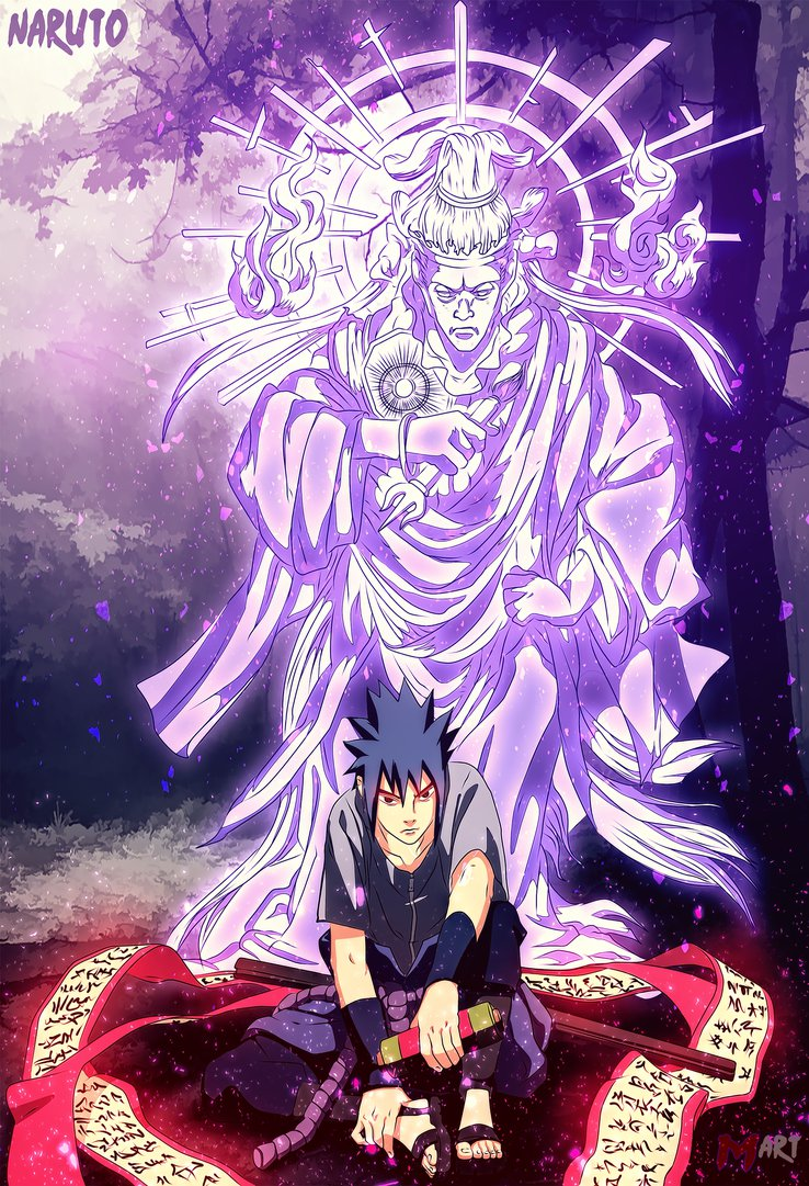 Uchihas Images Sasuke Indra Chakra Hd Wallpaper And Background