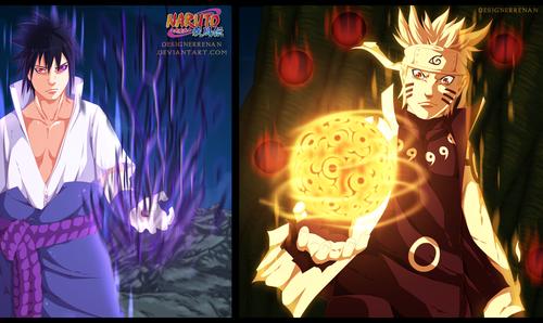 Naruto Shippuuden: Sasuke lovers wallpaper entitled *Sasuke/Naruto*