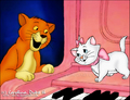 """The Aristocats"" - disney fan art"