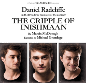 'The Cripple Of Inishmaan' Opening is Today (Fb.com/DanieljacobRadcliffeFanClub)