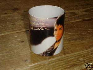 """Thriller"" Coffee Mug"