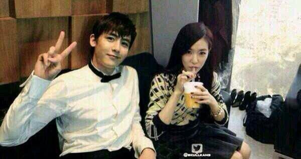 Tiffany with Nichkhun ♥ - Tiffany Hwang Photo (36912830 ...