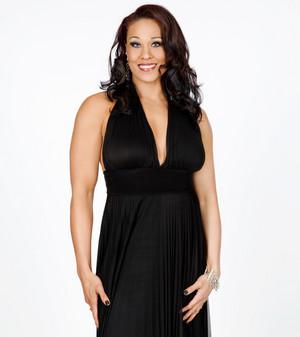WWE Hall of Fame 2014 - Tamina Snuka