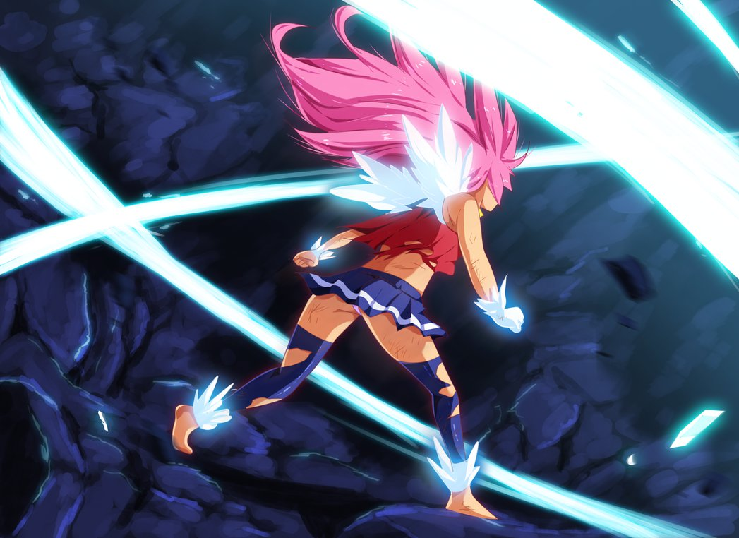 *Wendy Dragon Force* - Fairy Tail Photo (36913975 ...