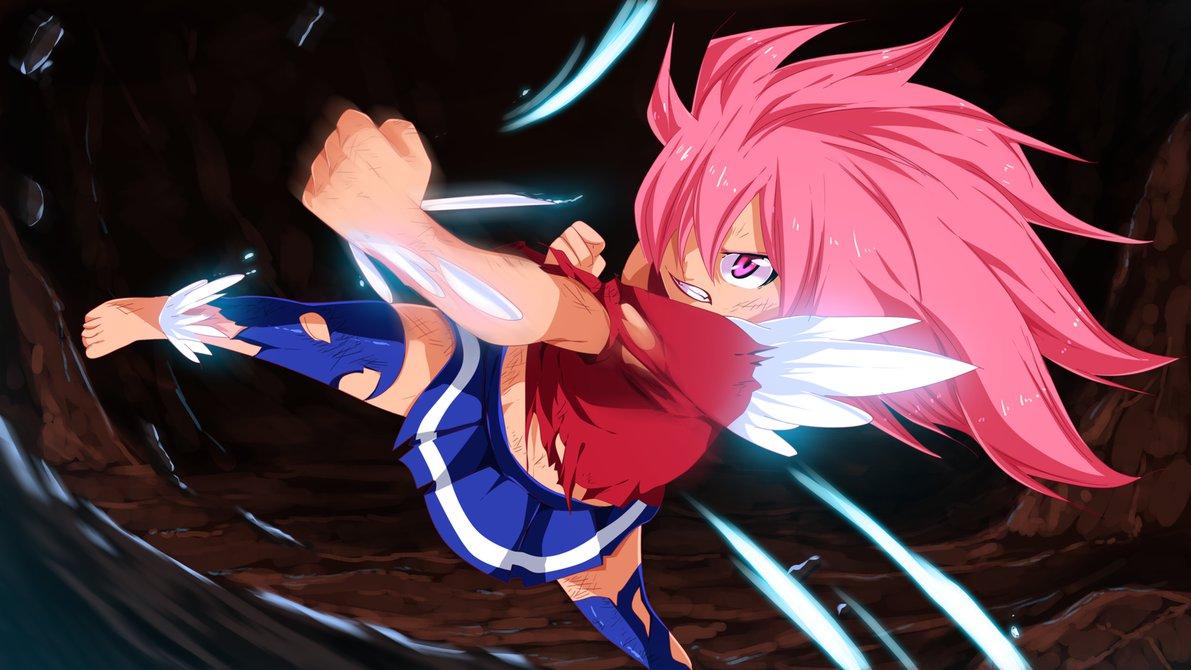*Wendy Dragon Force*