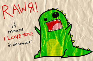 ^^ we upendo wewe as a dino <33