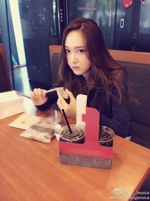140408 Jessica Weibo Update