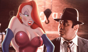 "1988 disney Film, ""Who Framed Roger Rabbit"""
