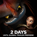 2 Days until the new Dragons 2 Trailer Global Premiere - how-to-train-your-dragon photo