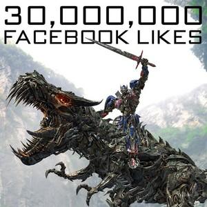 30 Millions LIKES!!!!