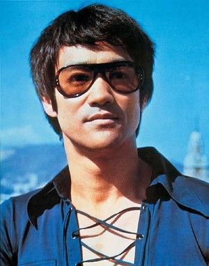 Actor/Martial Arttist, Bruce Lee