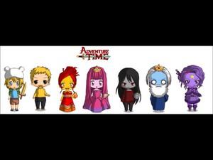 Adventure Time Anime