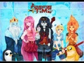 Adventure Time animé