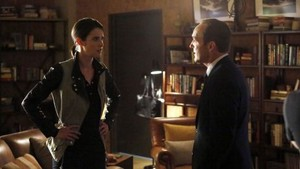 Agent холм, хилл and Agent Coulson
