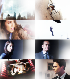 Agents of S.H.I.E.L.D - Pilot