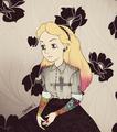 Alaice Pastel  - alice-in-wonderland fan art