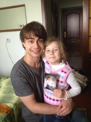 Alex & niece