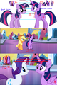 Alicorn Twilight is Taller - my-little-pony-friendship-is-magic photo