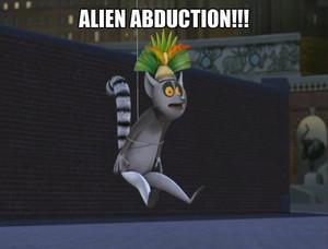 Alien Abduction!