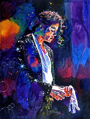 The MJ Fanpop family L.O.V.E. wallpaper titled Amazing Michael <3