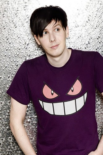 Amazing Phil wallpaper probably with a jersey titled AmazingPhil!