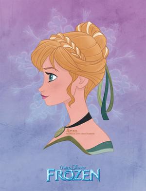 Anna Side Head