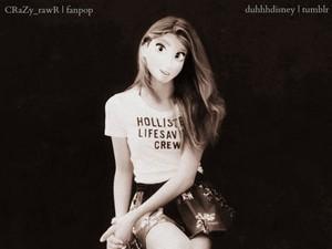 Anna as a Model